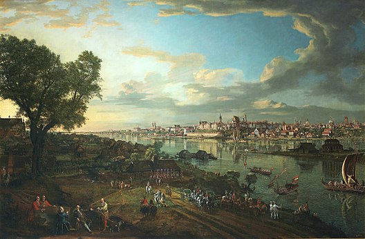 Datei:Bellotto View of Warsaw from Praga.jpg