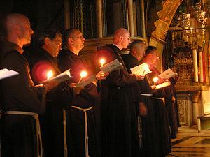 wie man wie ein katholischer Mönch lebt