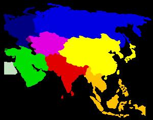 Karte Russland Asien.Asien Klexikon Das Freie Kinderlexikon