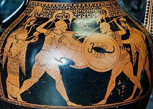 reiche griechische Definition ein