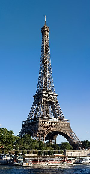 Eiffelturm Klexikon Das Freie Kinderlexikon