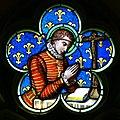 Niederwaldkirchen Blasiuskapelle - Fenster 1a Betender.jpg
